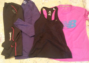 Women's medium Running tops