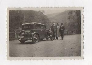 photo voiture ancienne automobile auto traction 1930 citro n peugeot renault ebay. Black Bedroom Furniture Sets. Home Design Ideas
