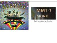 Beatles Original Magical Mystery Tour
