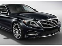 Range Rover, Mercedes S-Class and V-Class - Chauffeur Driven - Cost from £300 + VAT Per Day All In