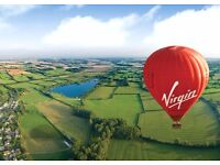 Virgin Balloon Fight x2 from Ripley Castle, Friday 7th April 2017