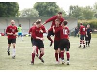 Good 11 aside football players wanted for the best club in Camden Borough