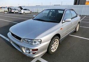1999 Subaru Impreza Sedan