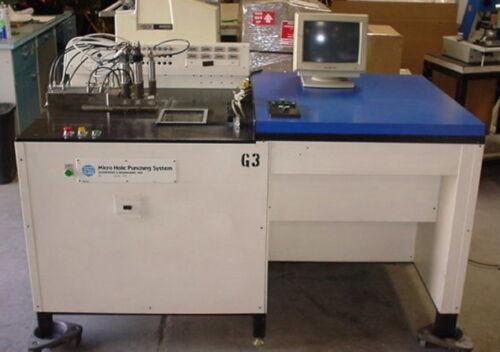 SCHNEIDER & MARQUARD CERAMIC LTCC HIGH SPEED PUNCHING SYSTEM