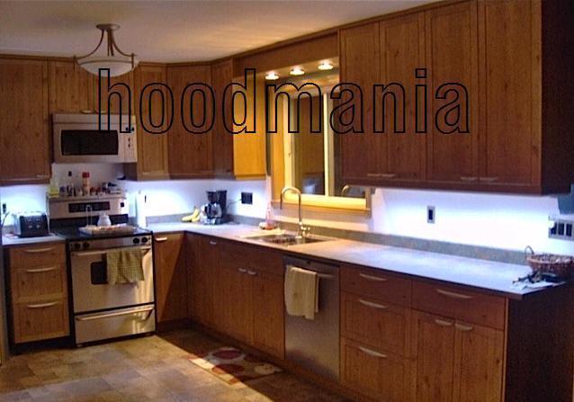 5 X Led Under Cabinet Kitchen Link Tv Display Strip Lights Blue Ebay