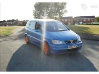 2005 Vauxhall Zafira Gsi LPG VXR Turbo TVs