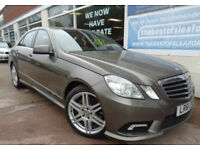 Mercedes-Benz E250 2.1CDI Blue F auto 2011 CDI Sport Leather P/X Swap