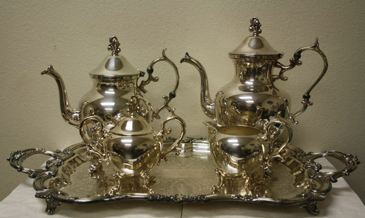 Your Guide To Buying Silver Tea Sets Ebay