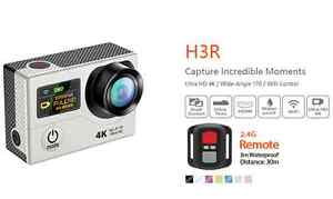 Firefly H1 High Definition 4K Action Camera Silver Strathcona County Edmonton Area image 7