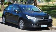 Citroen C4 VTR Hatch Newport Hobsons Bay Area Preview