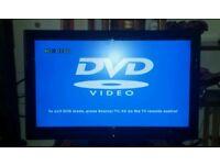"22"" TV/DVD"
