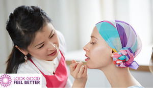 Cosmetic Workshop Volunteer for Women with Cancer, Hamilton