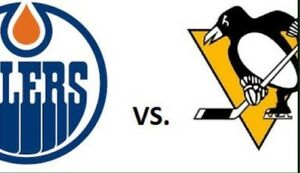 Trade Oilers vs Penguins LOWER BOWL For Leafs or Habs
