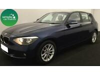 £189.01 PER MONTH BLUE 2012 BMW 116D 2.0 SE STEP 5 DOOR DIESEL AUTO