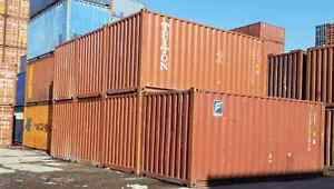 Excellent Shape Shipping and Storage Containers - 20' & 40' Belleville Belleville Area image 2