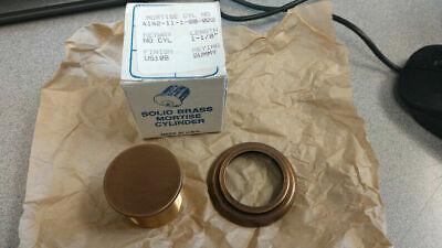 Kaba Ilco 4142-11-1 -00-022 Now 7180 1 18 Dummy Mortise Cylinder Us10b