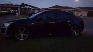 2012 Holden Cruze Sedan **12 MONTH WARRANTY**
