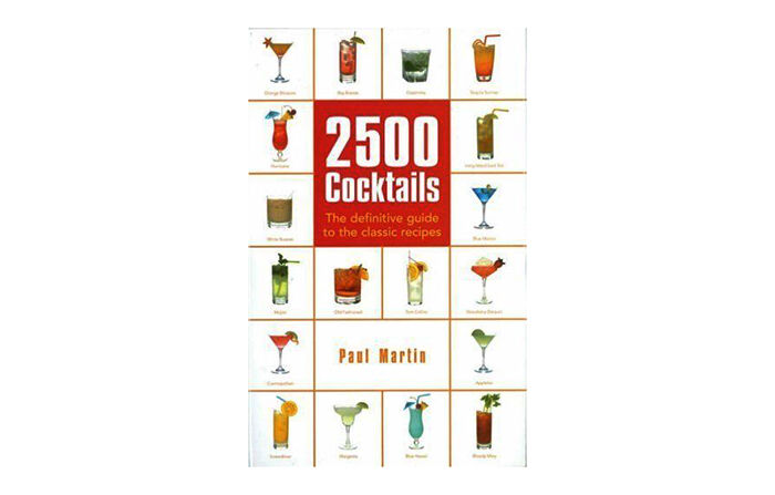 Top Recipe Books for Exotic Drinks