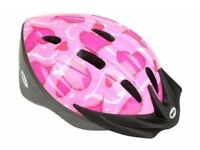 NEW, GIRLS KIDS CHILD CYCLING HELMET BIKE BICYCLE SKATING SCOOTING HELMET Sizes: 50-56 cm