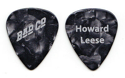 Bad Company Howard Leese Gray Pearl Guitar Pick 2009 Tour
