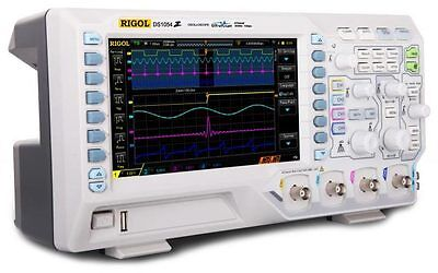 Rigol Ds1054z - 50 Mhz 4 Channel Digital Oscilloscope