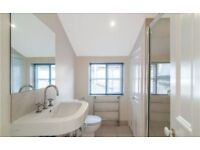 2 bed 2 bath modern flat right by tooting bec station, northern line