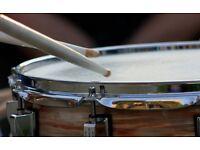 Shuffle Drummer Required - The Next Bernard Purdie?