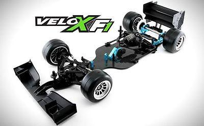 Shepherd Velox F1 1/10 Electric Formula Racing Car Kit (100001)