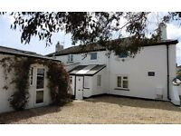 TO LET CHARMOUTH 2 Bedroom cottage with detached office/studio and parking. near sea and shops