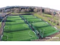 Looking for 5 a side and 8 side players in Wood Green!!