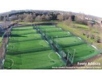 Football games for everyone - Organised everyday in Wood Green - Join our group