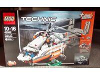 Lego 42052 Technic Helicopter BNIB