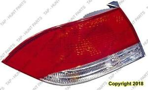 Tail Light Driver Side Exclude Evolution High Quality Mitsubishi Lancer 2002-2003