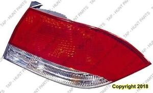 Tail Lamp Passenger Side Exclude Evolution High Quality Mitsubishi Lancer 2002-2003