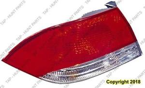 Tail Lamp Driver Side Exclude Evolution High Quality Mitsubishi Lancer 2002-2003
