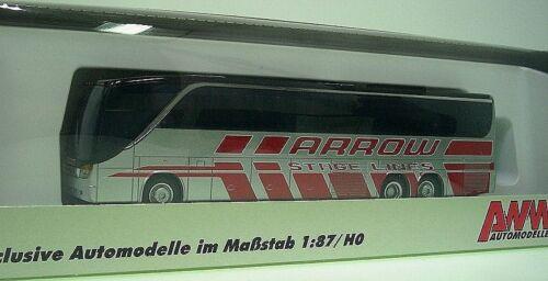 11081 Setra S 415 GT-HD weiß AWM