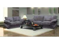 Brand New HEATH 3+2 Fabric Sofa Set