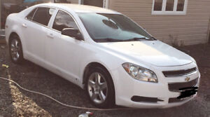 2010 Chevy Malibu 4 door