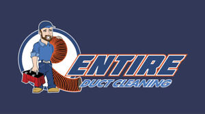 • ENTIRE DUCT CLEANING •  416•278•7661
