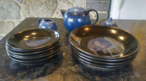 Handcrafted Pottery Dishes