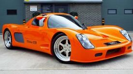 2008 Ultima GTR 6.3 V8 500 BHP Super Car! Chrome Orange Well Looked After!