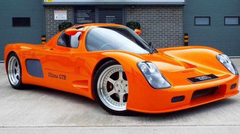 2008 Ultima GTR 6.3 V8 500 BHP Super Car! Chrome Orange Well Looked ...