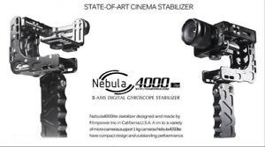Nebula 4000 Lite DSLR/smartphone/GoPro gimbal like new