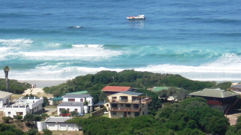 Holiday beach house in Keurboomstrand, Plett