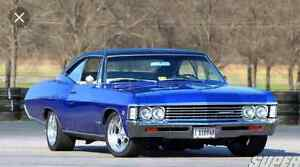 Looking for dad's 67 impala