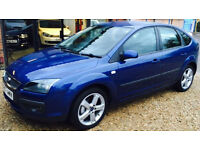 Ford Focus 1.8 2007 Zetec Climate GUARANTEED FINANCE. Payment between £17-34PW