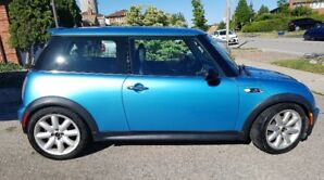 2004 Mini Cooper S 1.6L Super Charged Engine (Certified & ETEST)