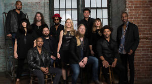 Tedeschi Trucks Band, Los Lobos, North Mississippi Allstars !!