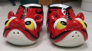 FRANZ COLLECTION SALT & PEPPER SHAKERS Signed No. FZ02314