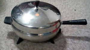 Stainless Steel Electric Skillet For Sale!